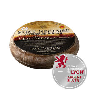 Image fromage  SAINT-NECTAIRE FERMIER EXCELLENCE