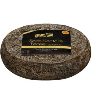 Image fromage  SAINT-NECTAIRE FERMIER GRAND CRU