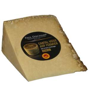 Image fromage  CANTAL VIEUX FERMIER