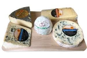 Image du fromage  PLATEAU L'AUVERGNAT